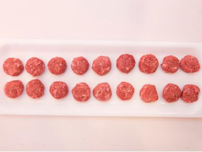 Mini-hamburguesas de Potro