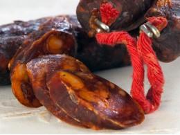 Chorizo Extra Curado Picante 1Kg