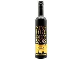 Crema de Burgos - Licores Casajús